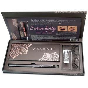 Vasanti Synchronicity Eyeshadow trio kit False Las